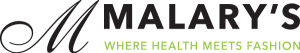 malarys fashion logo